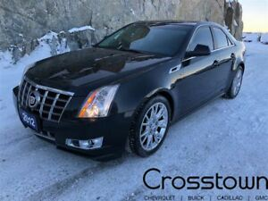 2012 Cadillac CTS Performance Collection AWD