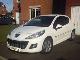 Peugeot 207 sportium 1.4 vti offers