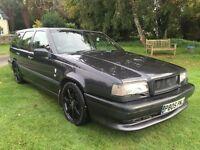 1996 VOLVO 850 T5-R AUTO. ESTATE; Supercar performance !!