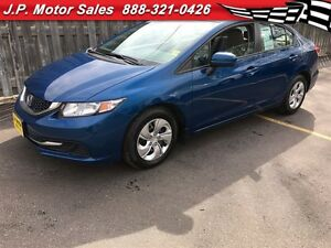2014 Honda Civic Sedan LX, Automatic, Heated Seats, Bluetooth