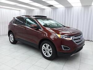 2016 Ford Edge ONE OWNER SEL AWD SUV w/ BLUETOOTH, HEATED LEATHE