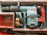 Hilti TE 72 breaker hammer drill 110 volt