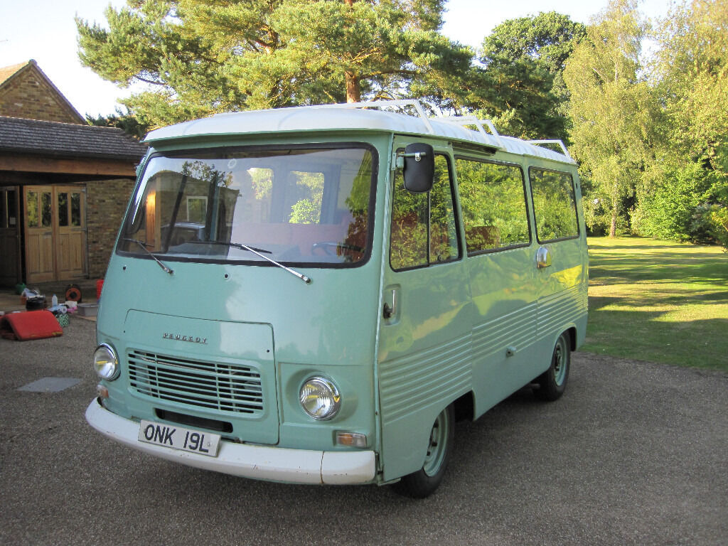 Peugeot J7 camper van | in Kings Langley, Hertfordshire | Gumtree