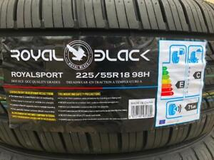 All Season 225/55R18 Set of Four Brand New $390.00 on sale!!