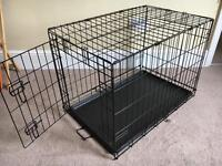 Pets at Home Single Door Dog Crate Small Second hand excellent condition