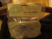 New in packet. SEP9202 Safety Goggles, Super Goggles, BS2092 Grade 1
