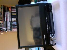 Mp5 & FM Reciever model 9601