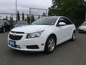 2012 Chevrolet Cruze LT Turbo Ecomony SALE PRICE AT $ 9,995