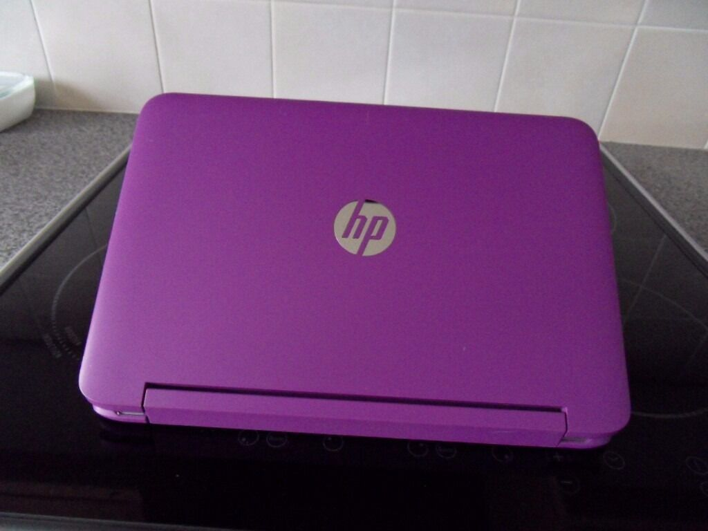 Hp Pavilion 11 6 Quot Touchscreen Laptop Purple Hdmi 500gb Hdd