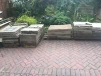 Used slabs