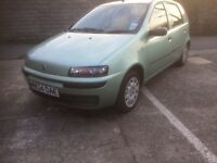 Looked after Fiat Punto needs new home