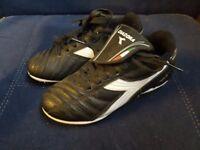 Kids size 12 Football Boots, never been worn