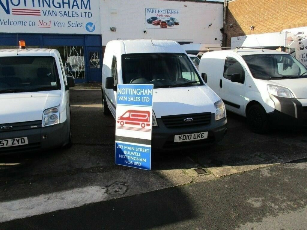 1c9fa4b23b Ford Transit CONNECT LWB Hi- ROOF 2010