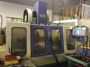 Takumi Model V11A CNC Vertical Machining Center