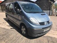 Renault Traffic L129 DCI 115 9 seater mini bus Px welcome Finance available