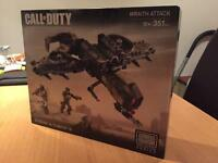 "Call Of Duty: Mega Blocks Collectible ""Wraith Attack"""