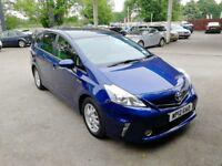 7 seated Toyota Prius Plus - Hybrid - Blue - 1st hand - Great shape