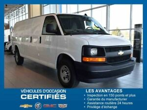2017 CHEVROLET EXPRESS CARGO 2500 EXT