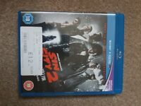 Sin city 2 blu-ray. In good working condition.