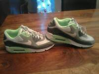 Nike air max 90--size UK 11---nike style number--537384-045