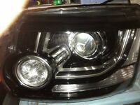 Land rover discovery 4.5 headlights