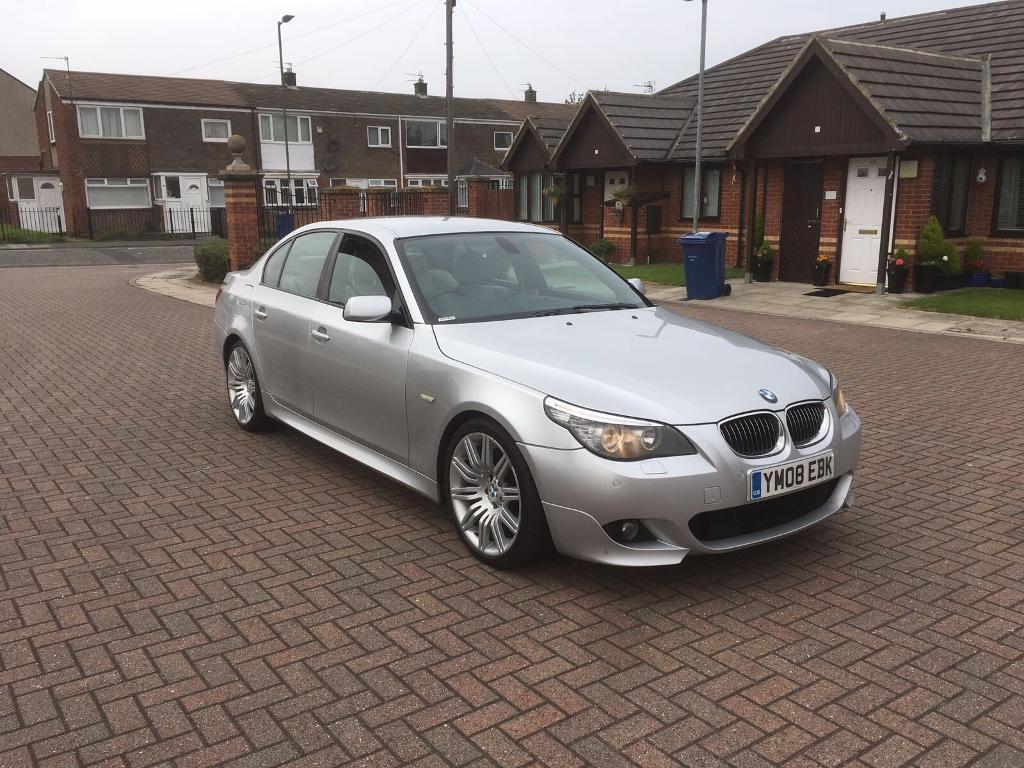 2008 bmw 530d m sport lci auto in south shields tyne and wear gumtree. Black Bedroom Furniture Sets. Home Design Ideas