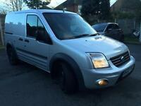Ford Transit Connect Silver TDCI T200 SWB NO VAT