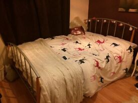 Double bed frames for sale
