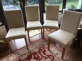 Dining/ Kitchen table & four chairs