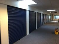 **NEW** Roller garage door made-to-measure and in choice of colour – direct from manufacturer
