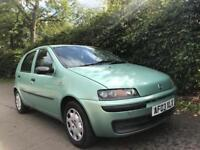 FIAT PUNTO 1.2 **2003** ONLY DONE 49k** MOT FEBUARY 2019** IDEAL 1ST CAR LOW INSURANCE BAND**