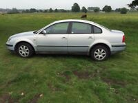 VW Passat 1.9 TDI 110KM in very good condition for sale