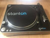 Stanton T.62 Turntable with Ortofon Elektro Needles for Sale (Collection Only)