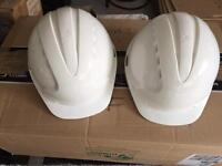 2 Safety Helmets - £6.00 the pair