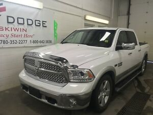 2013 RAM 1500 Laramie Ram box, Leather,Navigation