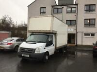 Kam Scot Removals Man and Van Cheap and Reliable Removal services Glasgow