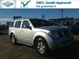2005 Nissan Pathfinder Off-Road 4x4 7 Pass. Amazing Value!!