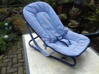 Mothercare baby rocker chair