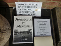 hotch potch of memories local history book by mrs yvonne khan