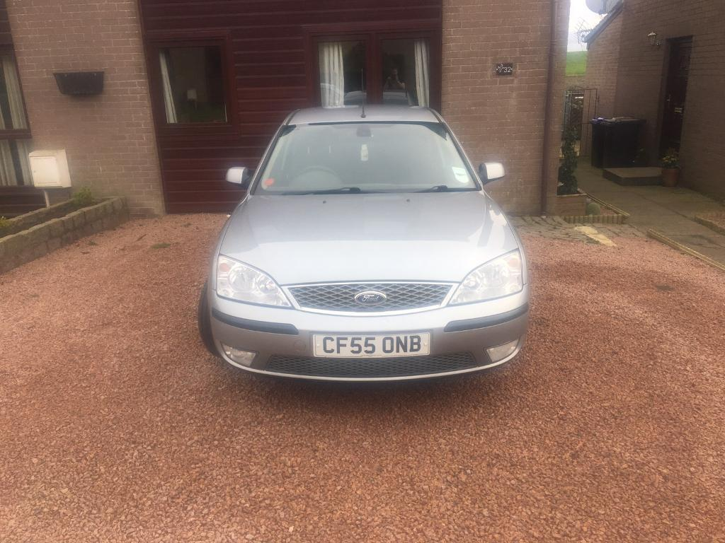 Ford Mondeo 1.8 1 year mot.