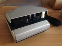 Polaroid 1200si Instant Camera - Spectra Large Format Film - Manual Features
