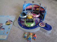 Playmobil Spinning Fairground ride 5554
