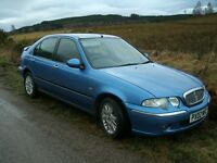 Rover 45 td 2002.
