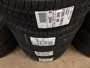 205/70/15 Michelin Harmony *Allseason Tires*