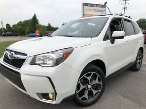 2016 Subaru Forester 2.0XT Touring AWD with Sunroof, Heated S...