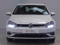 Volkswagen Golf MATCH EDITION TSI BLUEMOTION (white) 2017-04-27