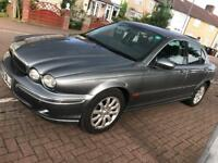 Jaguar X Type 2.5 petrol Automatic