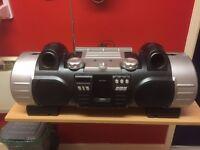 SELLING. TECHNIKA. Radio, CD, Base Beat Box with iPhone docking station