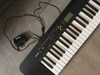 CASIO Electric Keyboard CTK-240 (reduced)