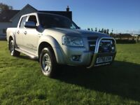 Ford Ranger Thunder. In good condition for age, low mileage and all in perfect working order